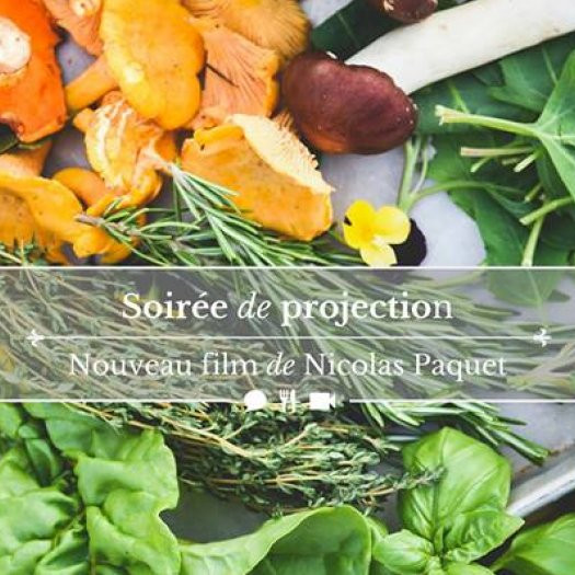 Projection | Chef.fe.s de brousse, de Nicolas Paquet
