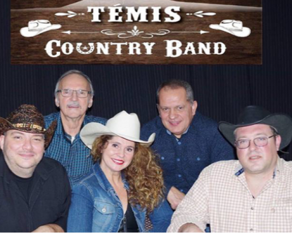 TÉMIS COUNTRY BAND en concert