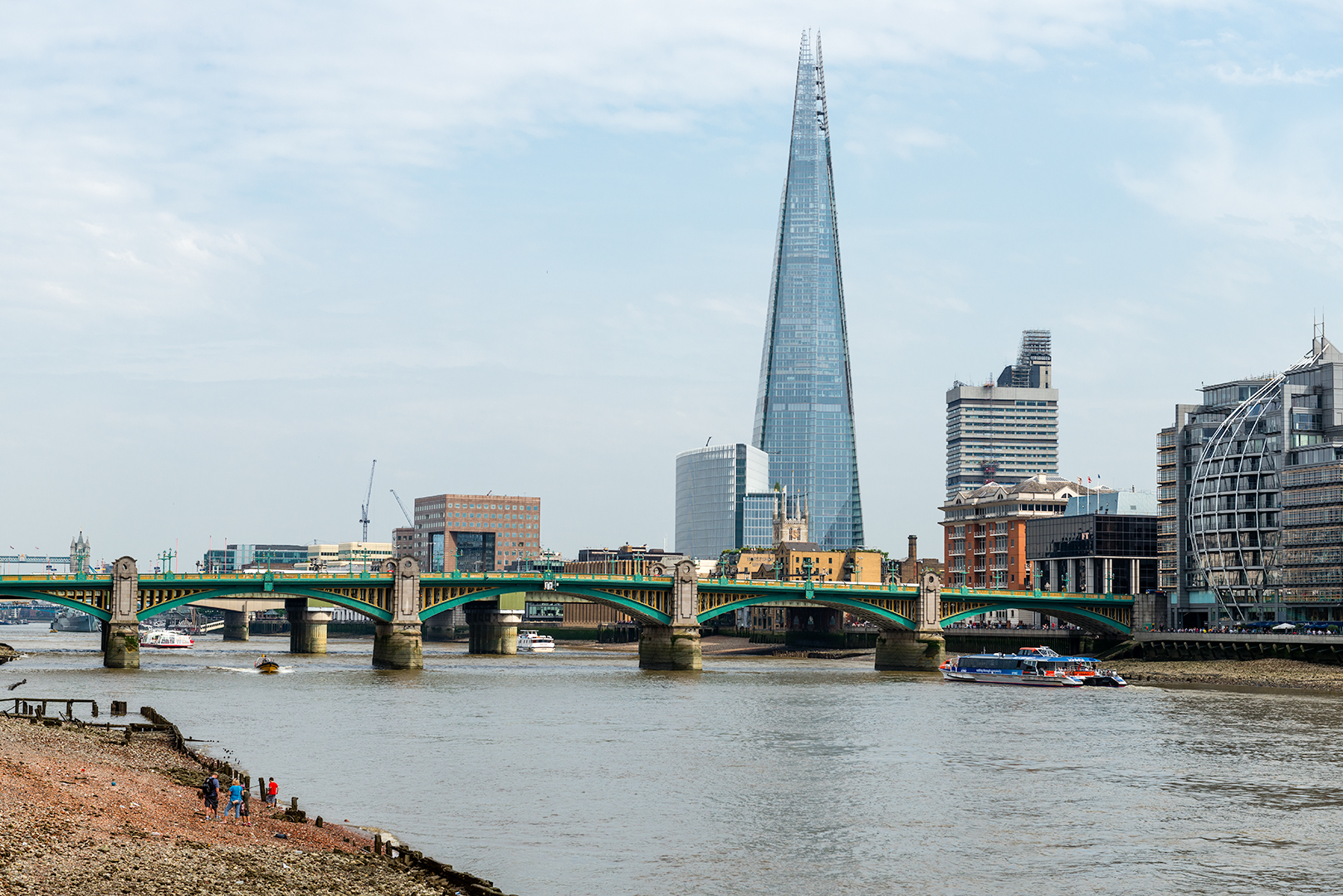 The Shard, Londres, Angleterre